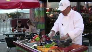 Dave Garduno With Chile Rio Mexican Grill Albuquerque How To Make Guacamole Recipe