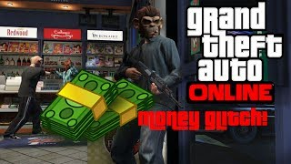 GTA 5 Online: Liquor Store Glitch, Money Glitch, Double The Money! (After Patch 1.11) (Easy)
