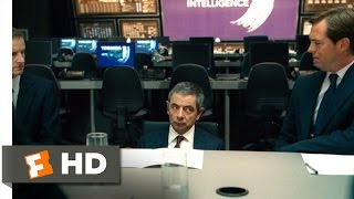 Johnny English Reborn (6/10) Movie CLIP - The Sinking Chair (2011) HD