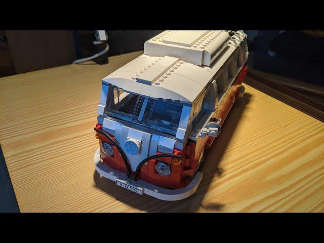 Folge 11 - Lego Creator Expert VW T1 Campingbus 10220