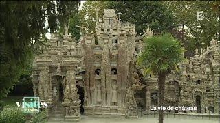 Le château du Facteur Cheval - Reportage - Visites privées