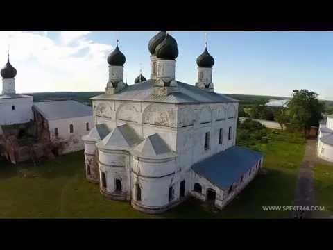 Макарьево-Унженский мужской монастырь.