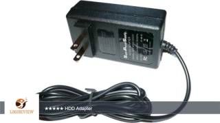 Super Power Supply® AC / DC Adapter for Western Digital Wd My Book External Hard Drive HDD