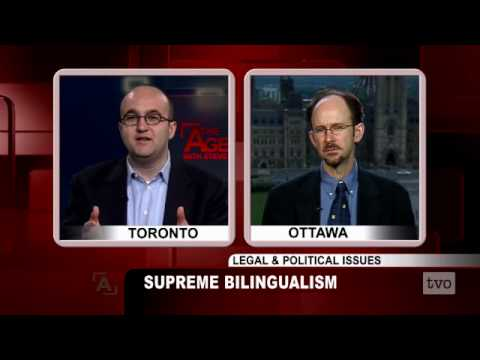 Supreme Bilingualism