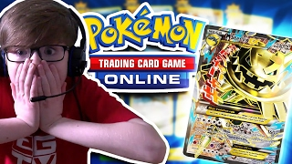 Opening Booster Packs | Pokemon TCG Online