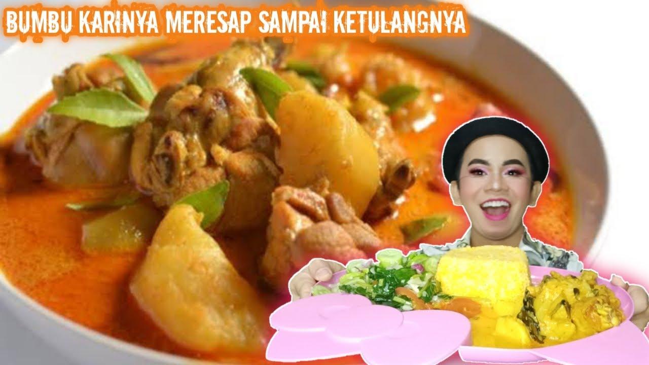 mukbang nasi jagung kari ayam resep membuat kari ayam super enak simple ala princes hula Resepi Nasi Ayam Ayamas Enak dan Mudah