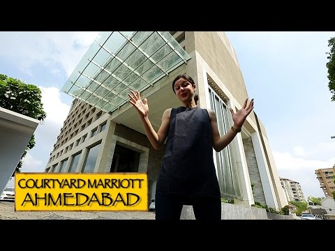 Courtyard Marriott Hotel || Ahmedabad