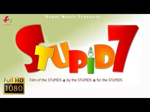 Latest Punjabi Movie 2018 | Stupid 7 | Goyal Music | New Punjabi Movie 2018