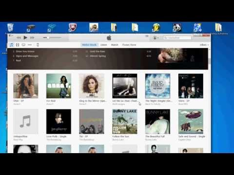 Itunes Tutorial: Mpeg4 Datei zu MP3 Datei