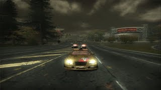 Need For Speed Most Wanted (2005): Walkthrough #22 - Milestone Events (Vic)
