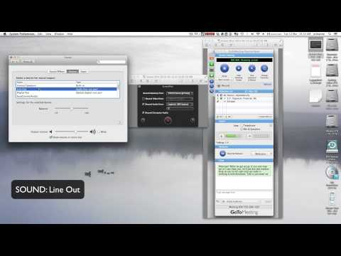 Recording a Web Meeting with Screenflow (Mac Only)