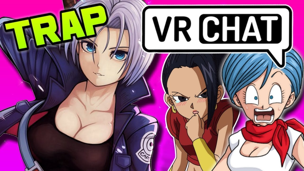YOUR WAIFU IS A TRAP !!  | Bulma Plays VRChat - YouTube