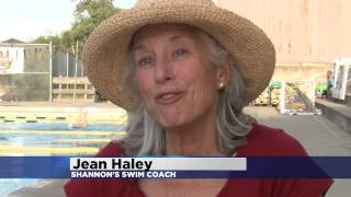 Novato Riptide Swimmer Shannon Dugdale