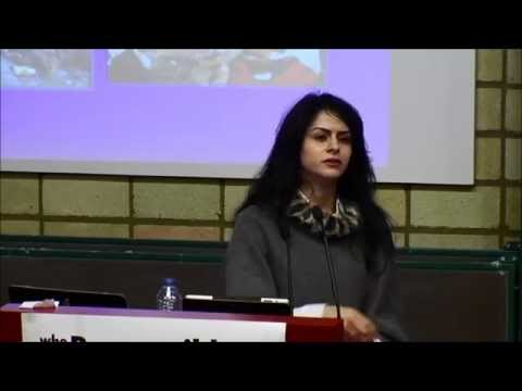 """Christy"" on Palestinian human right abuses in the PA, Uppsala University"