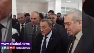 بالفيديو.. محافظ القليوبية ونواب رئيس جامعة بنها يفتتحون معرض العلوم والهندسة