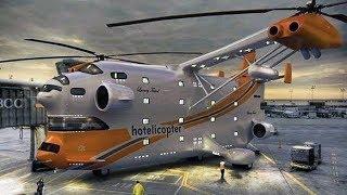 Самые Лучшие Транспортные Вертолеты в Мире