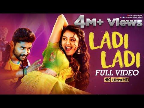 Priya Prakash Ladi Ladi Full Video Song   Rohit Nandan   Rahul Sipligunj   Latest Telugu Songs 2021