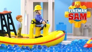 Fireman Sam Toys Unboxing  - Neptune and Ocean Rescue | Ad Feature