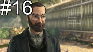 Sherlock Holmes Crimes & Punishments Walkthrough Part 16 Gameplay Let