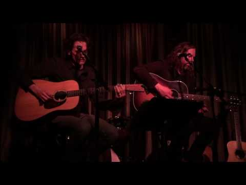 """Rich Robinson and Marc Ford """"No Expectations"""""""
