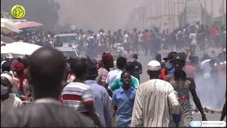 Marche de protestation à Touba: Une démarche aux antipodes des enseignements de Cheikh Ahmadou Bamba