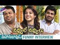 Sharwanand and Thaman Make Fun of Mehreen | Mahanubhavudu Movie Team Funny Interview | Maruthi