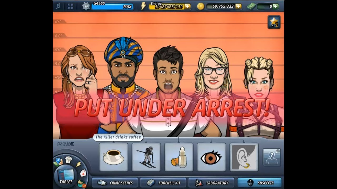 criminal case world edition