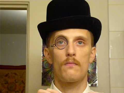 how to make a monocle stay