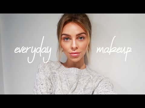 Everyday Makeup Routine | No Foundation thumbnail