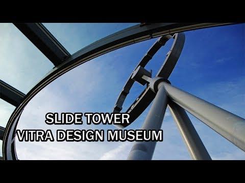 Riesenrutsche (Slide Tower) am Vitra Design Museum Weil am Rhein