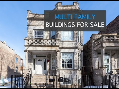 Multi family residential buildings for sale in chicago Multi residential for sale