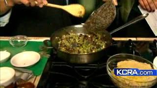Quinoa And Wild Rice Stuffing