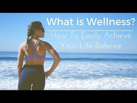 What is Wellness? How To Easily Achieve Your Life Balance