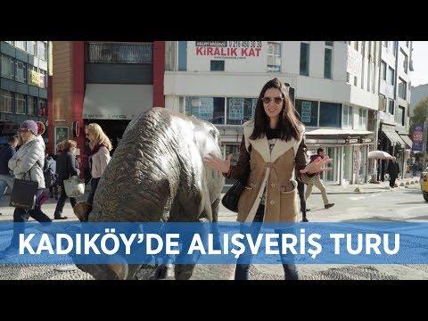 Kadıköy'de Alışveriş Turu & Uygun Fiyatlı Kombinler l Ahu Yağtu