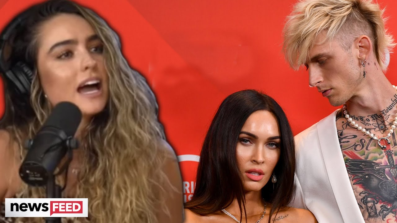 Machine Gun Kelly EXPOSED For Cheating With Megan Fox!