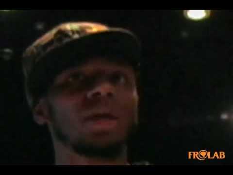 Mos Def talking about MF Doom
