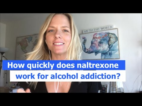 How long does naltrexone take to work? | The Sinclair ...