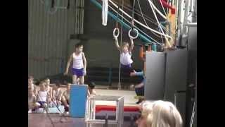 гимнастика 2 юношеский разряд