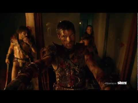 Спартак: Война проклятых - трейлер на русском языке