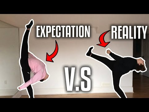 Dancer's EXPECTATIONS V.s REALITY 2.0