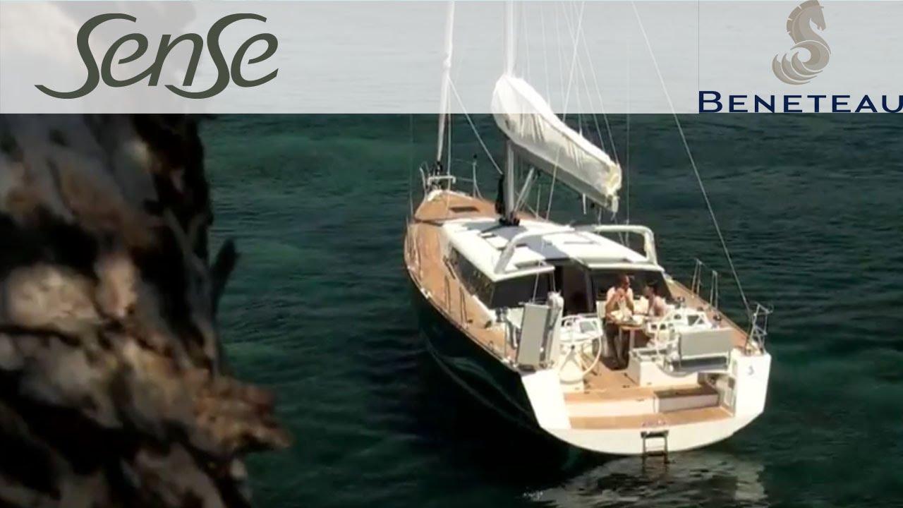 Sense 46 Sailboat by Beneteau