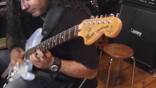 Video Panos A Arvanitis plays Yngwie's style Dominant Phrygian download MP3, 3GP, MP4, WEBM, AVI, FLV Oktober 2018
