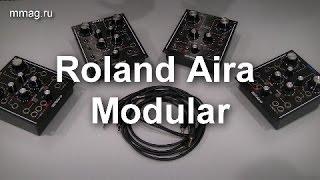 Roland Aira Modular Effects - цифровые модульные системы