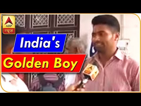 ABP News is LIVE | Golden Boy Saurabh Chaudhary`s Family Talks about His struggles, achievements