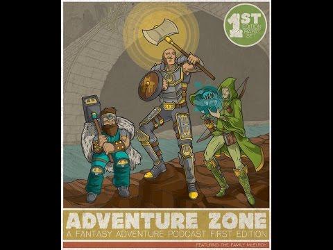The Adventure Zone Episode 1 Taz Edit Youtube