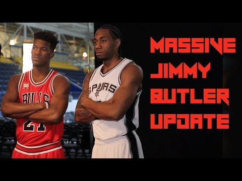 MASSIVE Jimmy Butler UPDATE - Breaking Down POSSIBLE Packages