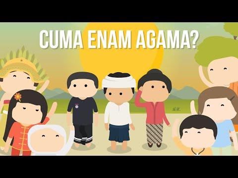 Kenapa Cuma Enam Agama Yang Diakui Di Indonesia?