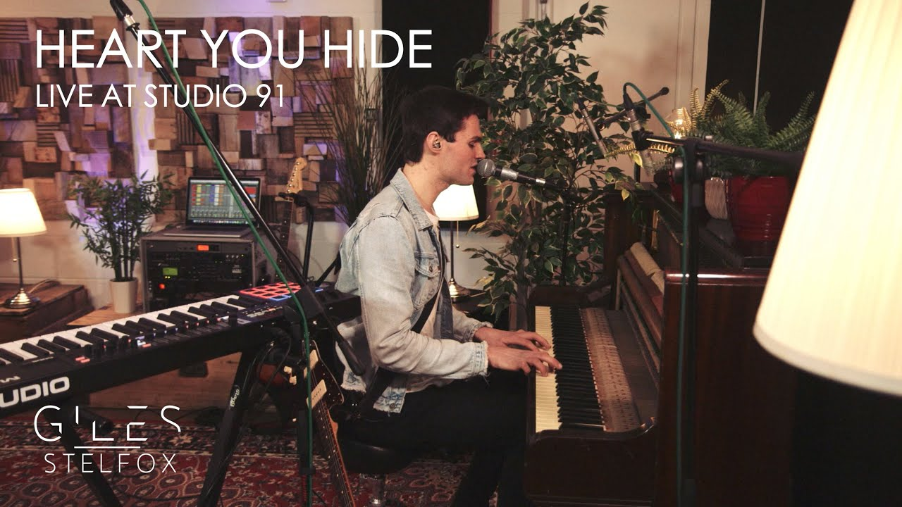Giles Stelfox - Heart You Hide | Live Looping Performance (at Studio 91)