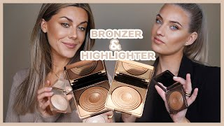 BRONZER + HIGHLIGHTER w/ Bianca Ingrosso and Hanna Lindblom⚡️