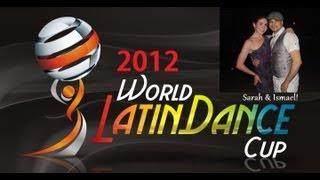 Sarah Zuccaro & Ismael Otero - World Latin Dance Cup 2012 (salsa Social Dancing)
